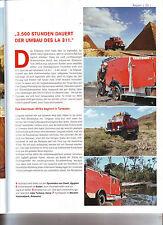 Mercedes Benz Classic 1/11 300 SEL 6.3/SL/280 SLC 107/LA 311 Feuerwehr/SSKL/2011