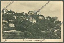 COMO BRUNATE 154 HOTEL ALBERGHI - VILLE Cartolina viaggiata
