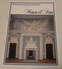 House of Dun: Tour of the House & History National Trust for Scotland Guide 1989