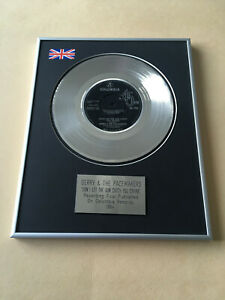 GERRY & THE PACEMAKERS Don't Let The Sun Catch You Crying PRESENTATION DISC