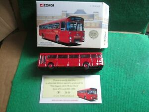 CORGI 97901 LEYLAND LEOPARD MIDLAND RED (LOT U91) BOXED