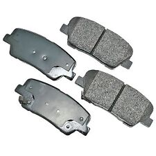 REAR BRAKE PADS FOR KIA SEMI METALLIC fits Borrego Sedona fit Sorento Brake Pads