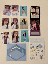 IZ*ONE IZONE Nako Oneiric Diary Cards & Stickers
