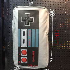 Nintendo NES Controller Leather Sports Messenger School Backpack Bag