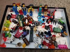 lego bundle minifigure accessories spare parts joblot