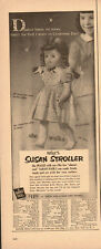 1950's Vintage ad for EEGEE's Susan Stroller~Doll picture (100813)