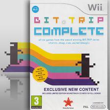 ☝ BIT.TRIP COMPLETE (Wii)