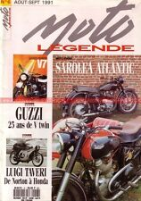MOTO LEGENDE   6 Dossier GUZZI Le Mans 1000 S DAYTONA 750 V7 SAROLEA NSU MONTESA