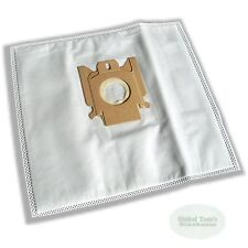 10 sacs d'aspirateur pour Miele S 758 argent Plus / REVOLUTION 700
