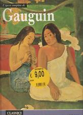 L'OPERA COMPLETA DI GAUGUIN - OFFERTA € 9,00
