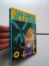 ELVIFRANCE / SERIE BLEUE  / LES DENTS DE LA MORT / NUMEROS  34