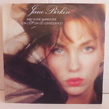 JANE BIRKIN Baby alone in Babylone ... 814599 7