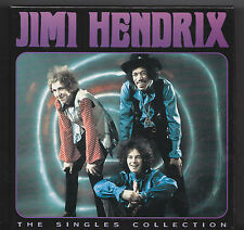 HENDRIX THE SINGLES COLLECTION COFFRET 10 CD  CD VINYL REPLICA