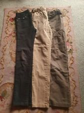 FRED BARE COUNTRY ROAD BOYS JEANS PANTS X 3 SIZE 10