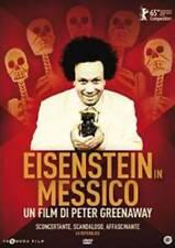 EISENSTEIN IN MESSICO $  DVD COMICO-COMMEDIA