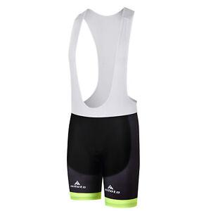 Mens 4D Gel Padded Bicycle Cycling Bike Underwear Short Pants Riding Bib Shorts