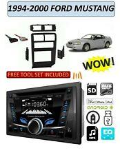 1994-2000 FORD MUSTANG AM/FM USB CD AUX MP3 BLUETOOTH CAR RADIO STEREO PKG