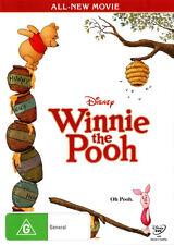 Winnie the Pooh  - DVD - NEW Region 4