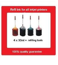 refill kits for HP61 black & HP61 colour ink cartridges