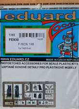 Eduard 1/48 FE930 Colour Zoom etch for the Tamiya F-16C/N Fighting Falcon  kit