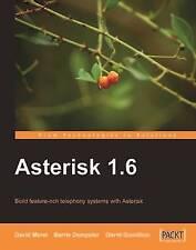 Asterisk 1.6, New, Merel, D et al. Book