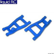 RPM R/C Products 80535 Rear A-Arms Blue Nitro Rustler/Stampede