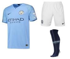 Nike Manchester City Home Kit Shirt 2018/19 -Kids