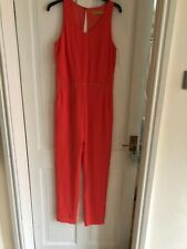 Coral All In One Cat Suit Size 10