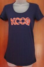 DETROIT TIGERS juniors small T shirt KCCO baseball sexy tee 'Keep Calm Chive On'