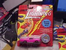 Johnny Lightning Commemorative Limited Edition El Camino Pink