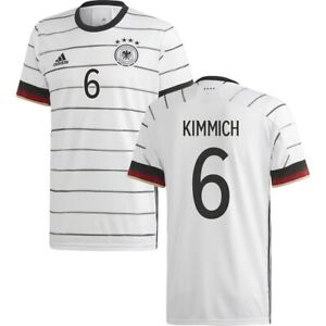 Germany National Team Euro 2020 Home jersey Werner Kimmich Gnabry
