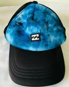 billabong mens wave logo cap hat