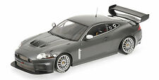 Jaguar XKR Gt3 2008 Grey Metallic 1.18 Model 150081390 MINICHAMPS