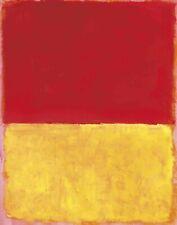 Rothko Mark Untitled Canvas Print 16 x 20   #4223