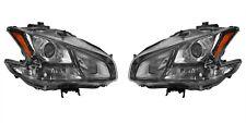 MAXIMA SPORT 2009-2013 SPORT BLACK HEADLIGHTS HEAD LAMPS LIGHTS LEFT XENON HID