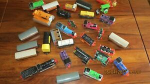 Job lot of Thomas the Tank Engine mostly rolling stock and engines over thirty
