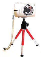 "Table Top 8"" Mini Tripod For Samsung WB250 WB30F WB800F WB2100 DV150F ST72 ST150"