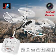 Awesome SYMA Type JXD509 2.4GHz Drone RC Quadcopter 2MP HD Video - 1 Key Return