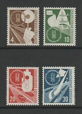 W Germany 1953 Transport Exhibition SG 1093-1096 MLH (Cat £100)
