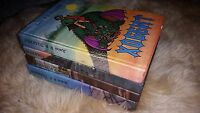 Lot 4 Vintage Russian Books Tolkien Hobbit Lord of the Rings LOTR Children Kids