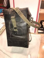 Rare WW2 Waterproof Special Purpose Rubberized Bag In Very Good Condition