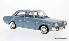 Ford taunus 20m (p5) bleu clair 1965 1:18 Bos