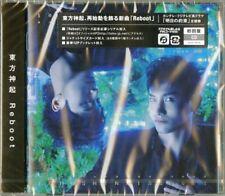 TOHOSHINKI-REBOOT-JAPAN CD B63
