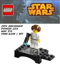 LEGO Star Wars Slave 1 20th Anniversary Edition Princess Leia Mini figure ONLY