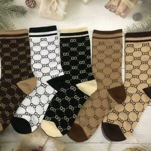 NEW Cotton G g Socks Design One Size Fits 100%NEW