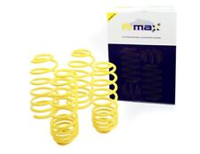 Peugeot 206 CC 1999-Onwards - A-max Lowering Spring Kit Front -35mm Rear -60mm