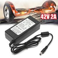 Batterie Ladegerät Adapter Netzteil 42V 2A für Elektro Scooter Roller