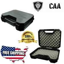 CAA Gear Up Micro RONI Black Polymer Suitcase Carrying Bag Protection Storage