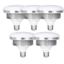 5 pcs Studio Photography 65W LED White RGB Continuous Lamp Light Bulb 5500k  E27