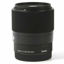 Sigma 30mm f/1.4 DC DN Contemporary Lente Para Sony E